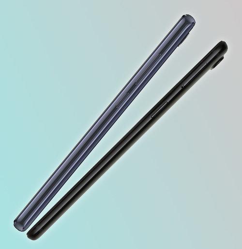 ARCHOS Diamond Omega vs OnePlus 5T 5