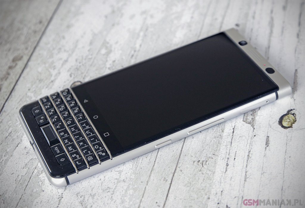 BlackBerry KEYone / fot. gsmManiaK.pl