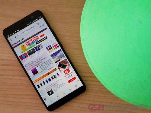 HTC U11+ w sklepach? Nie widziałem / fot. gsmManiaK.pl