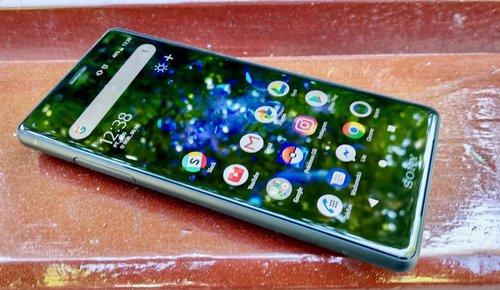 Sony Xperia XZ2 Compact/fot. gsmManiaK.pl
