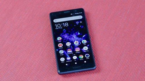 Sony Xperia XZ2 Compact/ fot. gsmManiaK.pl