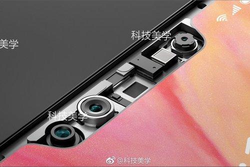 Tak może wyglądać moduł 3D od Xiaomi / fot. phonearena