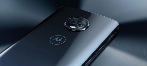 Moto G6 Plus / fot. Motorola