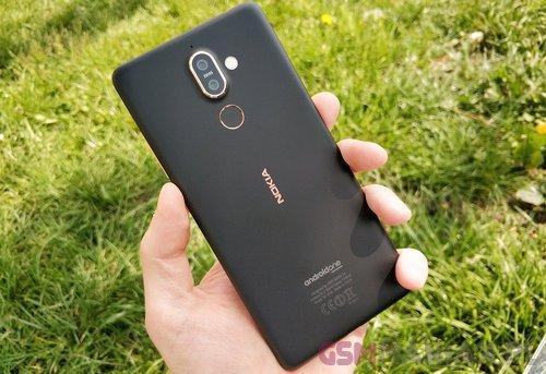 Nokia 7 Plus / fot. gsmManiaK