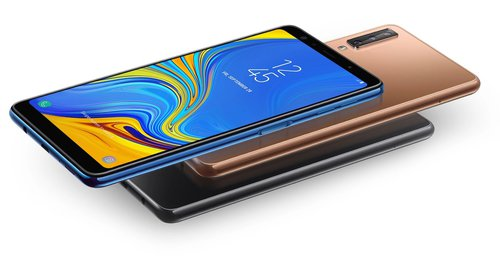 Galaxy A7 (2018) / fot. Samsung