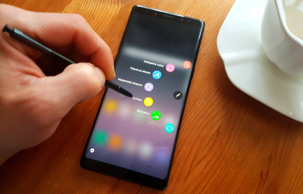 Samsung Galaxy Note 8 / Fot. gsmManiaK