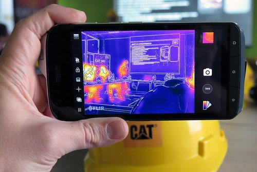 CAT S61 / fot. gsmManiaK.pl