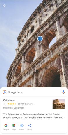 Google Lens/ fot. Sony