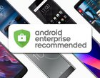Kolejne smartfony dołączają do Android Enterprise Recommended Program