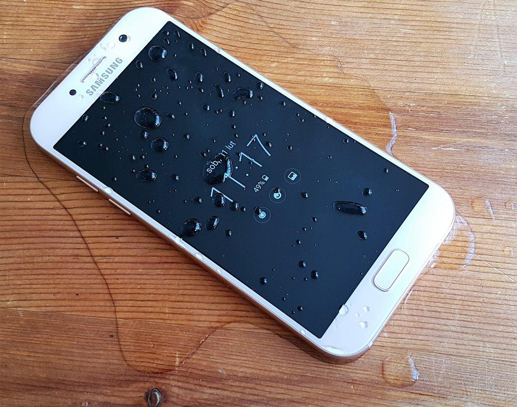 Samsung Galaxy A5 (2017) / fot. gsmManiaK