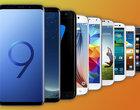 Od pierwszego Galaxy S do Galaxy S9, czyli rewolucja Samsunga oKiem maniaKa