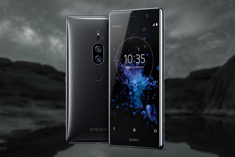 Sony Xperia XZ2 Premium/ fot. Sony