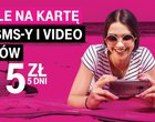 Supernet Video w T-Mobile na kartę i gadżety w nju mobile