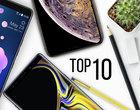 TOP-10 najlepszych smartfonów 2018 roku. Który z nich jest Twoim faworytem?