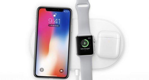 Ładowanie bezprzewodowe/ Fot. Apple