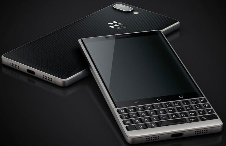 BlackBerry KEY2/fot. BlackBerry
