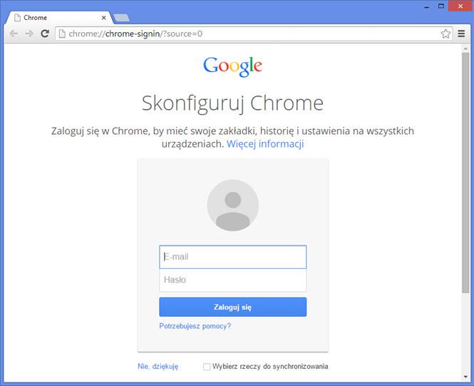 Google Chrome/ Fot. Google
