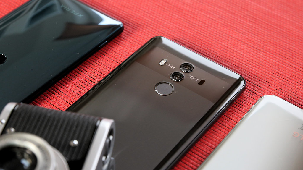 Huawei Mate Pro 10 / fot. gsmManiaK.pl