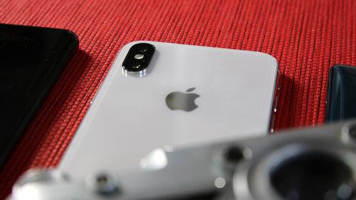 iPhone X/fot. gsmManiaK.pl