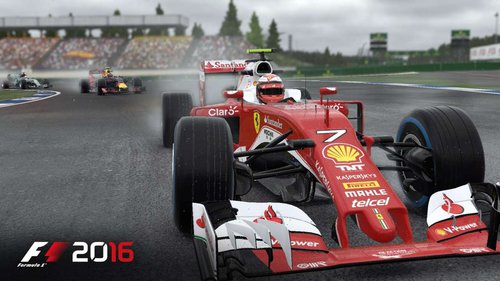Screen z F1 2016 / fot. Codemasters