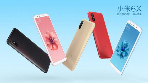 Xiaomi Mi 6X/ fot. Xiaomi