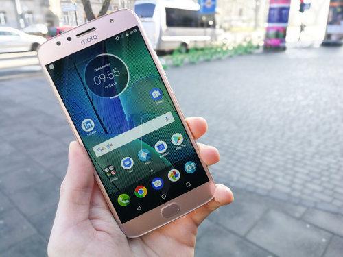 Motorola Moto G5S Plus/fot. gsmManiaK.pl