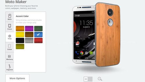 Fot. Motorola Moto Maker