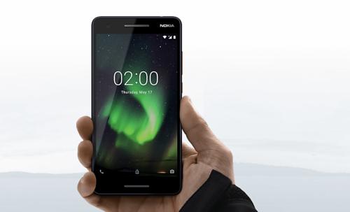 Nokia 2.1 / fot. Nokia