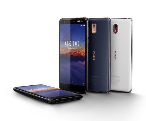 Nokia 3.1 / fot. Nokia