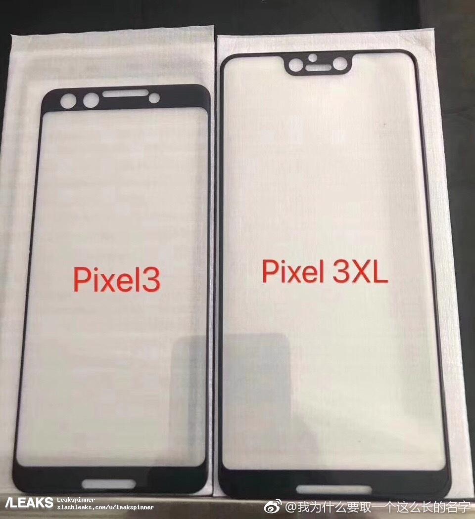 Google Pixel 3 oraz Pixel 3XL/ Fot. Slashleeks