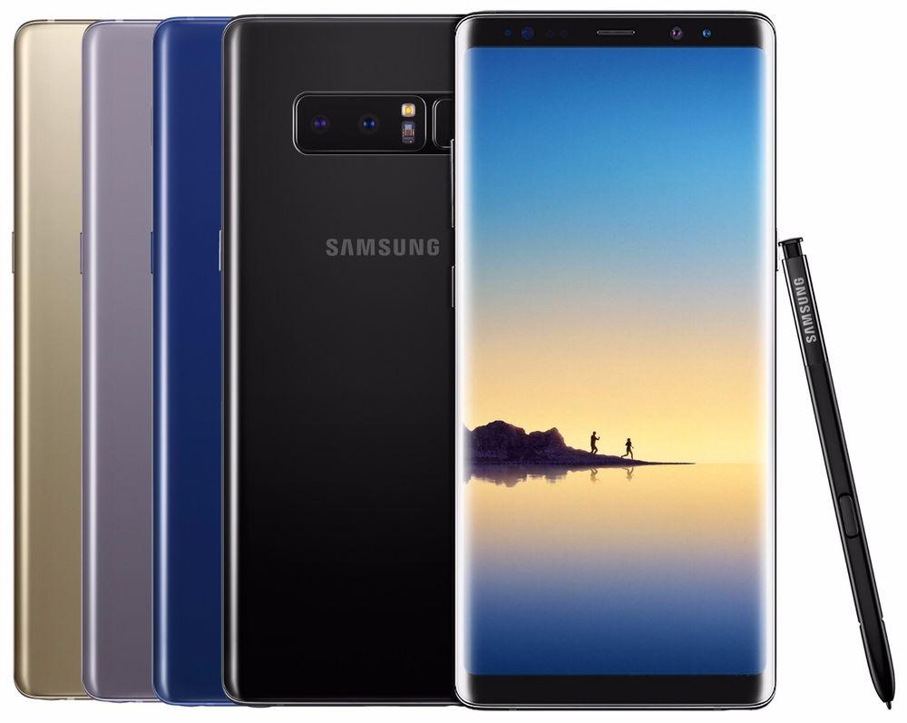 Samsung Galaxy Note 8/ Fot. Samsung