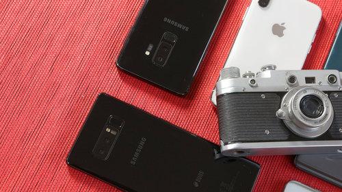 Samsung Galaxy Note 8 i S9 Plus/fot. gsmManiaK.pl