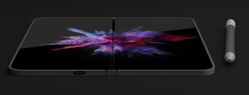 Concept Surface Phone/Fot. David Brayer