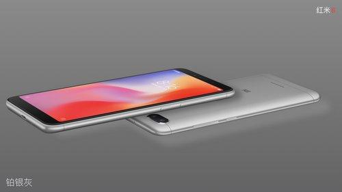 Xiaomi Redmi 6 / fot. producenta