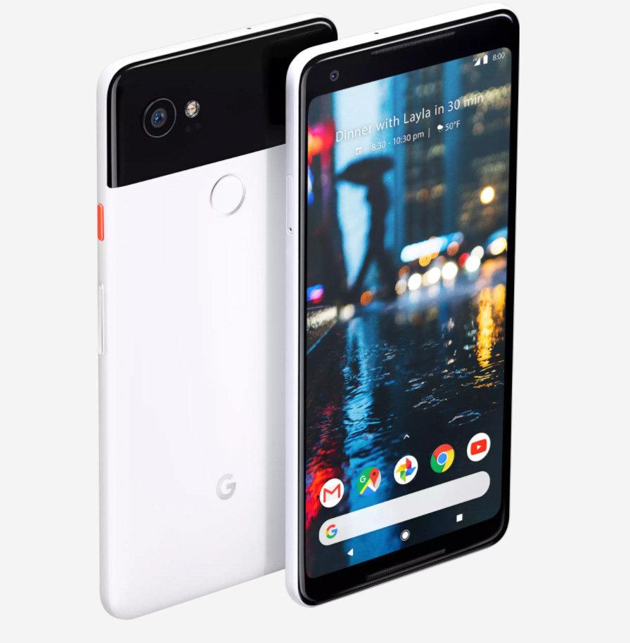 Google Pixel 2 XL/ Fot. Google