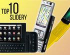 Slidery wracają do łask. Oto najciekawsze rozsuwane telefony w historii (TOP-10)