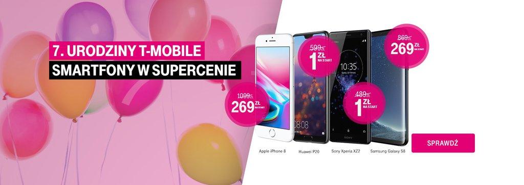 urodziny T-Mobile