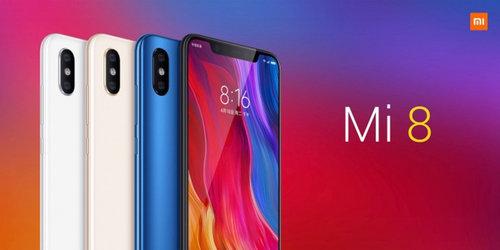Xiaomi Mi 8/ fot. Xiaomi
