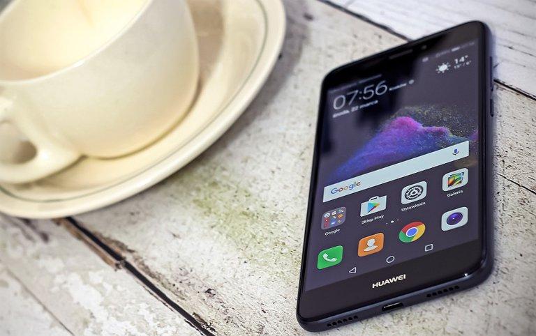 Huawei P9 Lite 2017 / fot. gsmManiaK