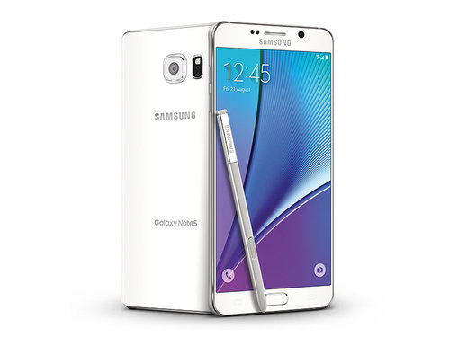 Samsung Galaxy Note 5 / fot. producenta