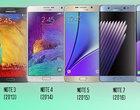 Historia smartfonów Samsung Galaxy Note, czyli jak gadżeciarze pokochali wielkie ekrany