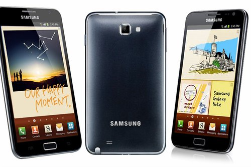 Samsung Galaxy Note / fot, producenta