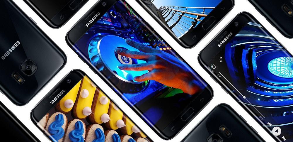 Galaxy S7 Edge / Fot. Samsung