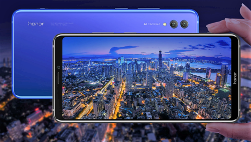 "Honor Note 10 z ekranem 6,95"" / Fot. Honor"