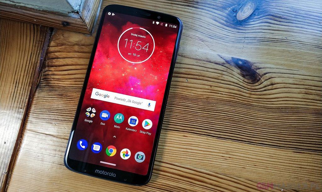 Motorola Moto Z3 Play / fot. gsmManiaK