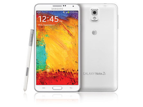 Samsung Galaxy Note 3 / fot. producenta