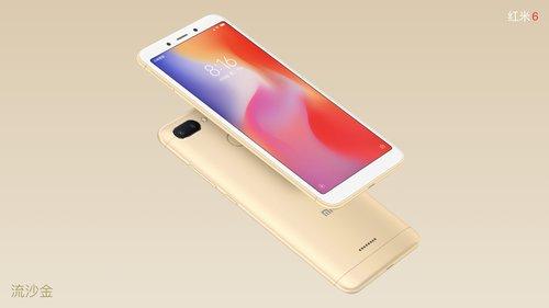 Xiaomi Redmi 6 / fot. Xiaomi