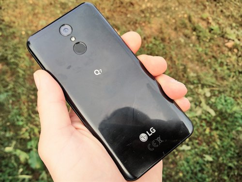 LG Q7 / fot. gsmManiaK.pl