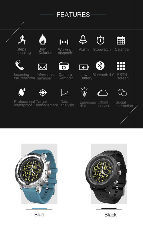 NX02 Sport Watch