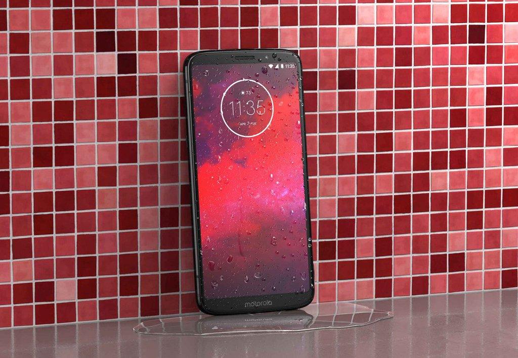 Motorola Moto Z3. Modeli P30 jeszcze nie ujawniono / fot. Motorola
